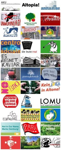 Recht auf Stadt Bündnis Hamburg